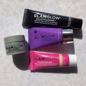 NEW!! Glam Glow Bundle